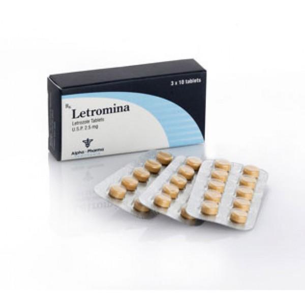 Letromina - Achat Stéroides Musculation France