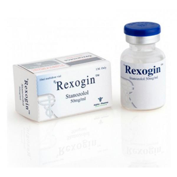 Rexogin (vial) - Achat Stéroides Musculation France